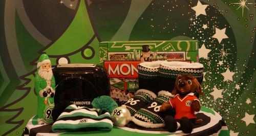 Hannover 96 Weihnachten