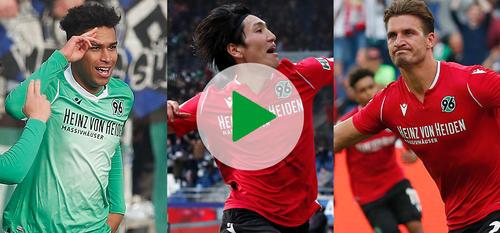Hannover 96 Ehemalige Spieler