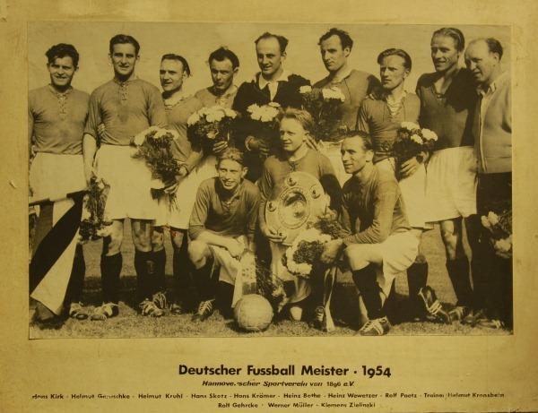 Hannover 96 Meister
