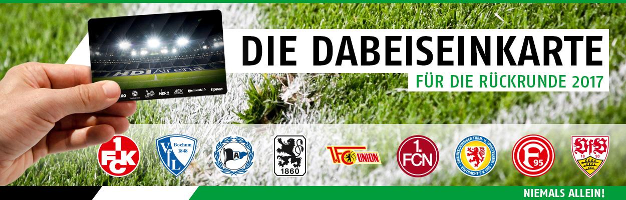 Dauerkarte Hannover 96