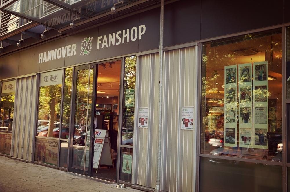 Hannover Fanshop