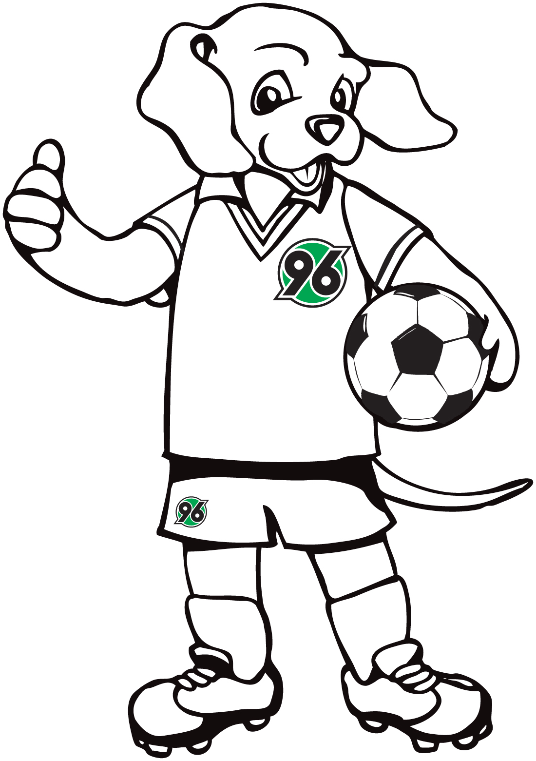 Fussball Ausmalbilder Bundesliga 06 Mandalas Zum Ausmalen