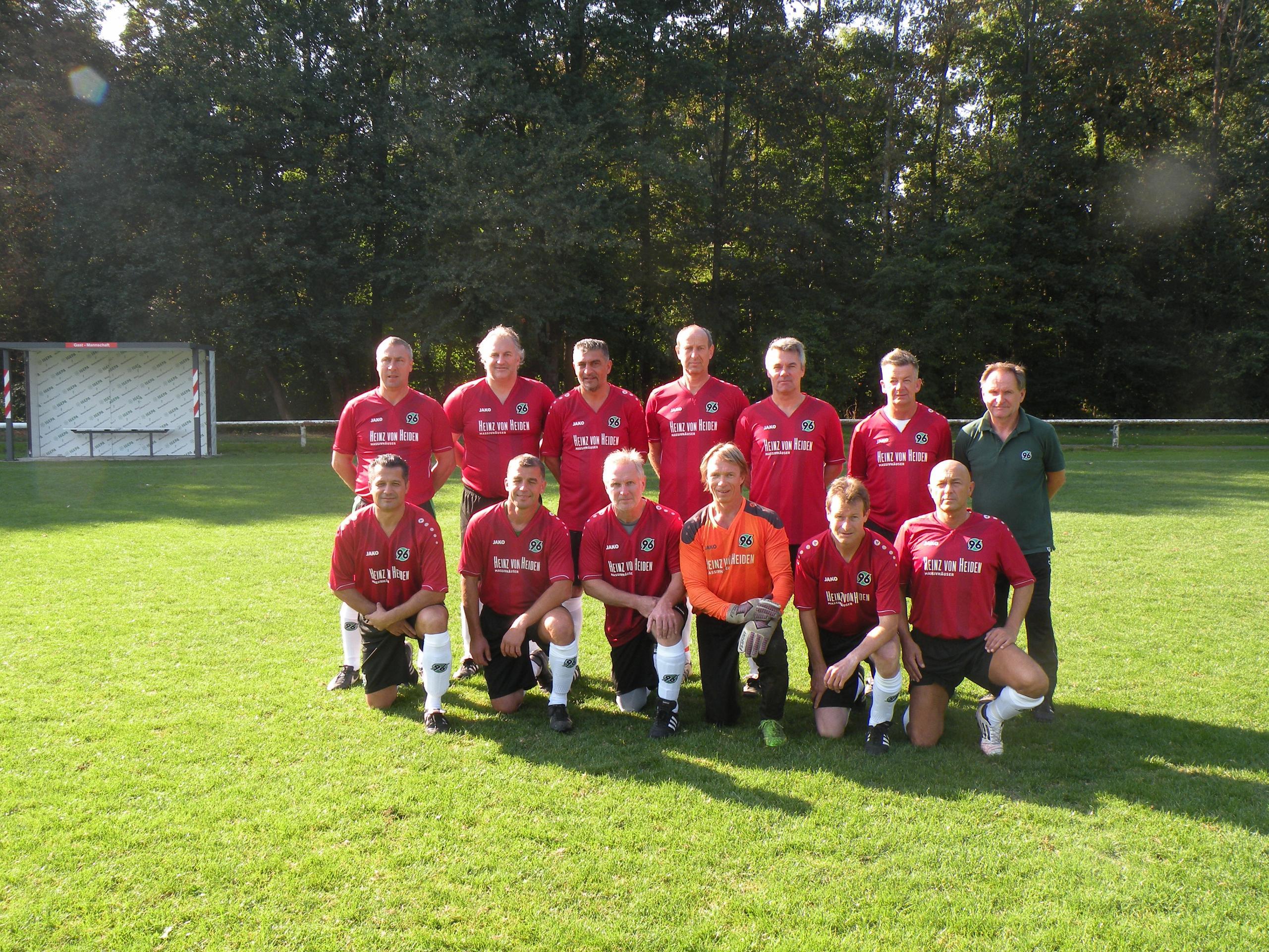 Fussball Hannover 96