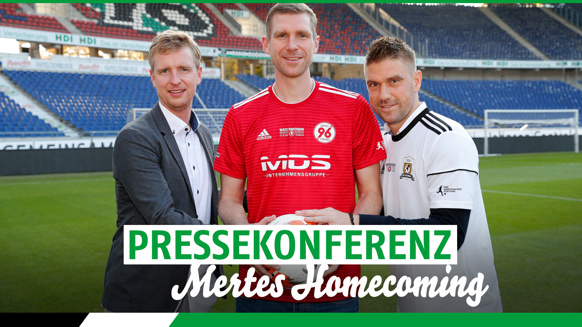 hannover 96 mertes homecoming stolz meine karriere in hannover zu beenden. Black Bedroom Furniture Sets. Home Design Ideas