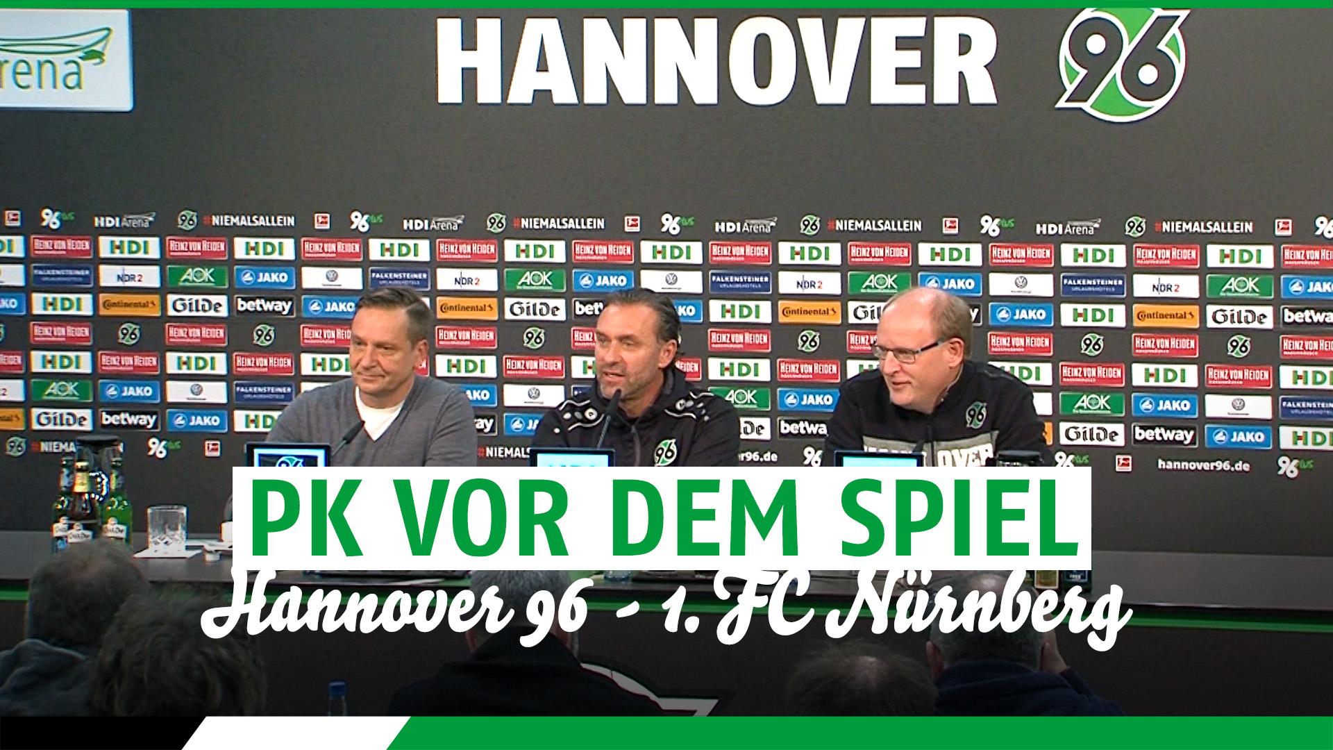 Pressekonferenz Nürnberg