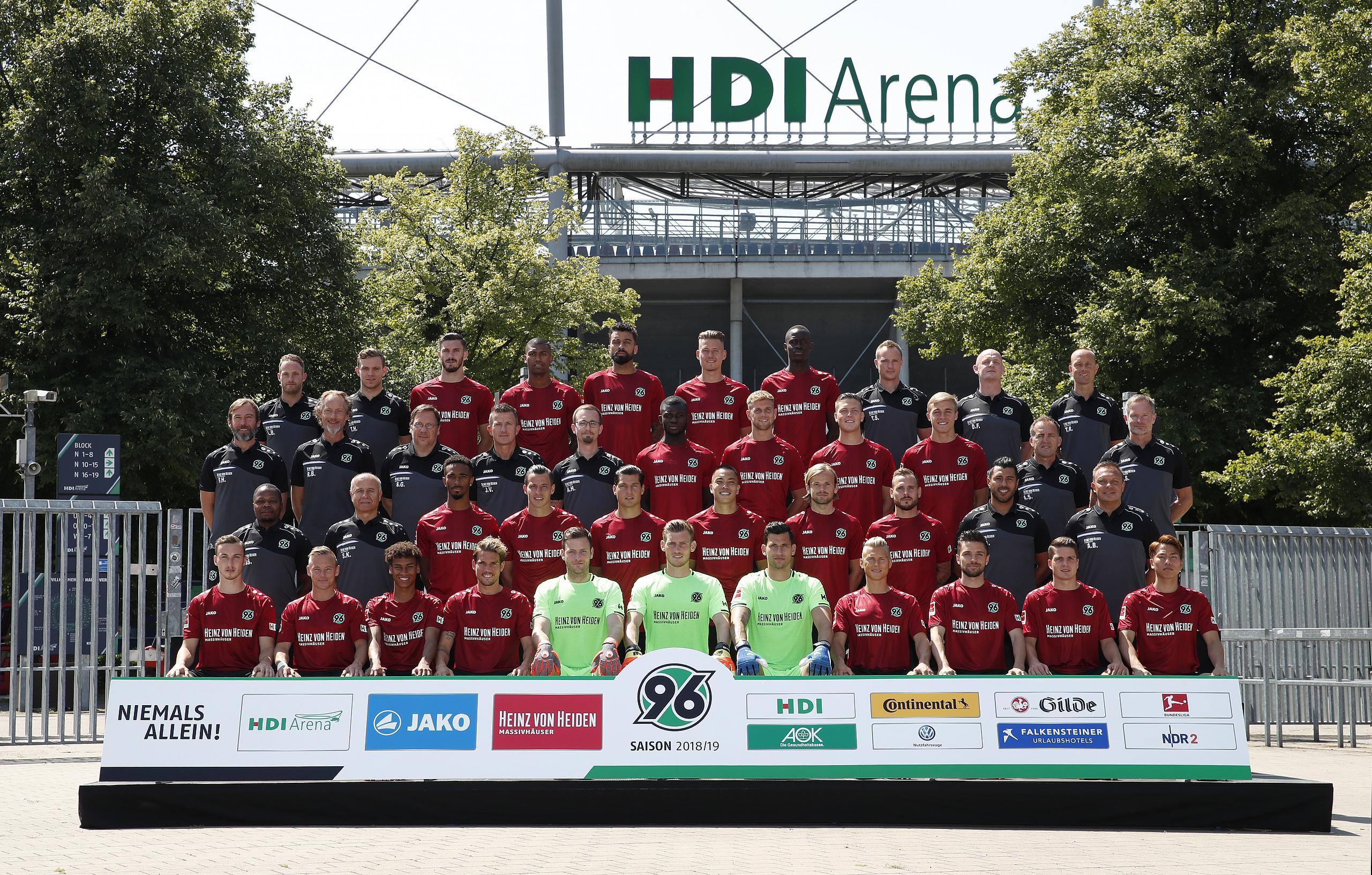 Hannover 96 Termine