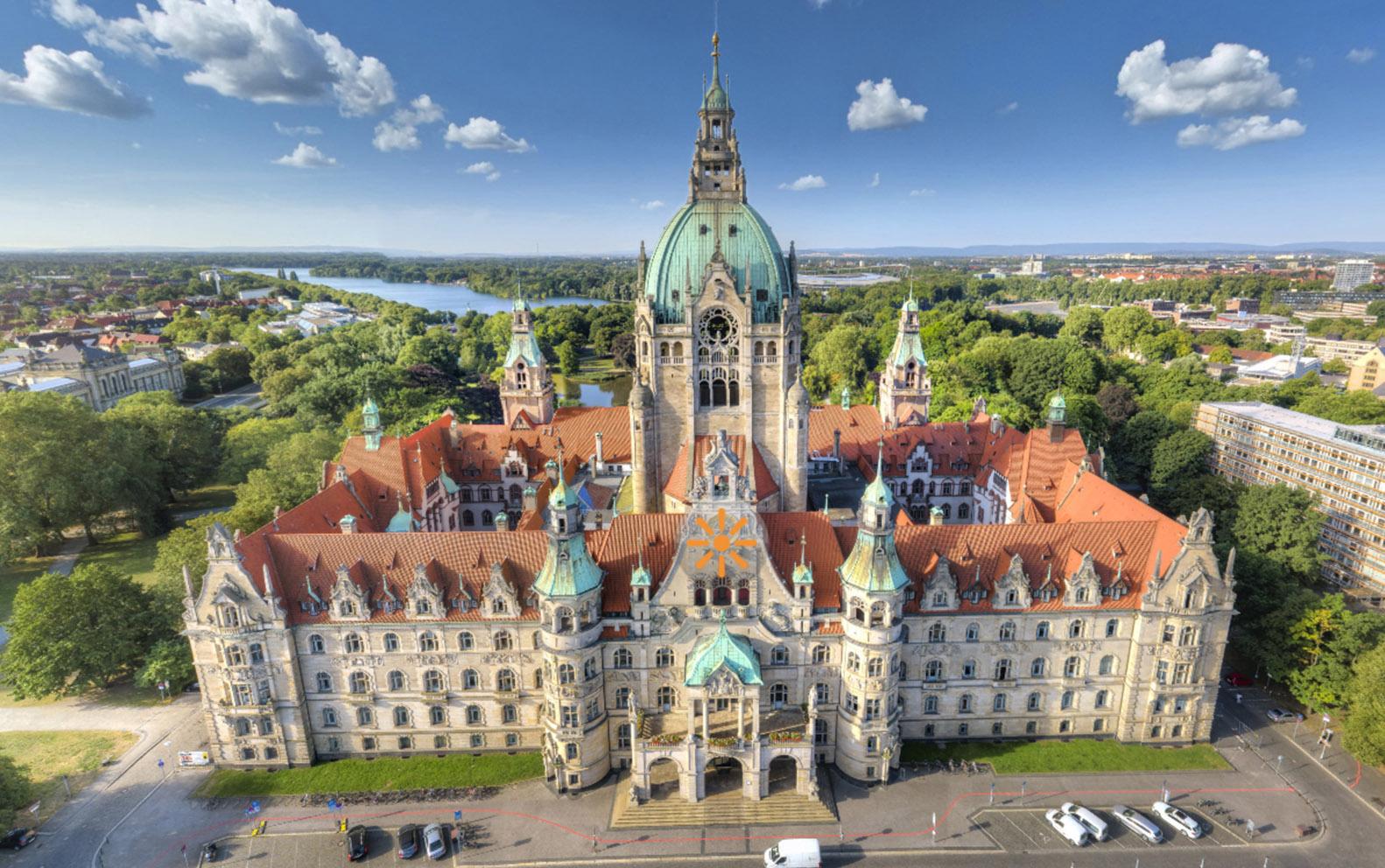 Hannover 96 Hannover Ist Die Sch U00f6nste Stadt Der Welt