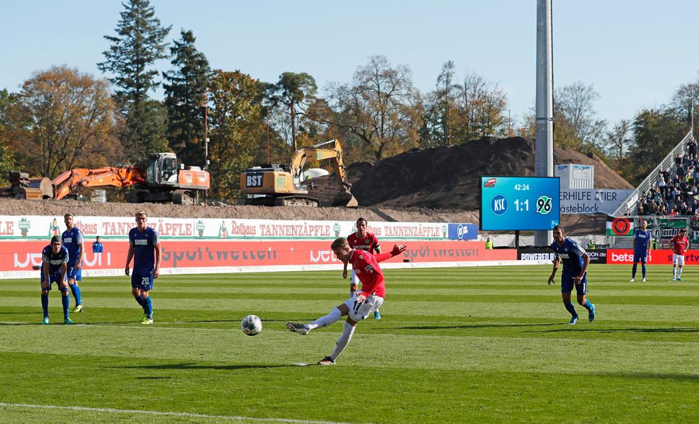 Hannover 96 Karlsruhe