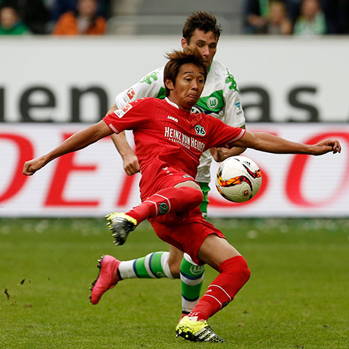 Wolfsburg Spiel