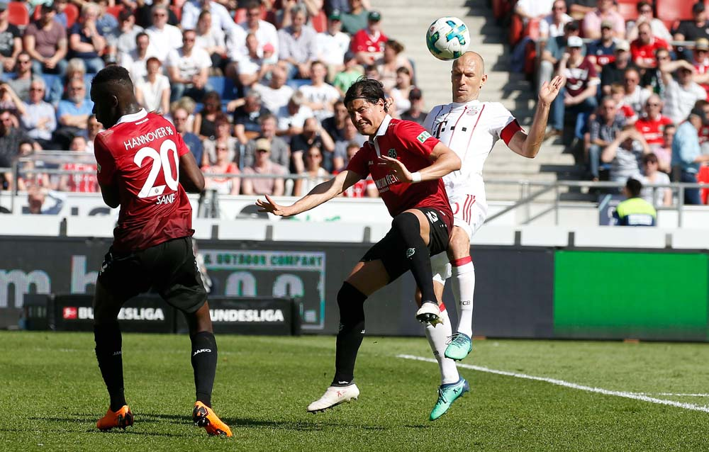 Aktuelles Bayern Spiel