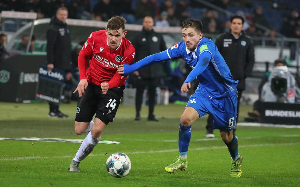 Hannover 96 Gegen Darmstadt