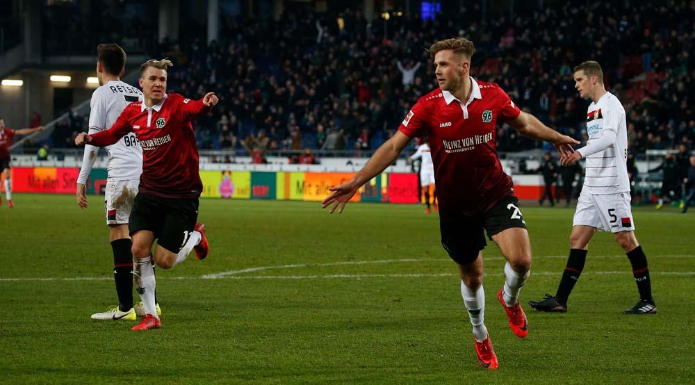 Leverkusen Spiel