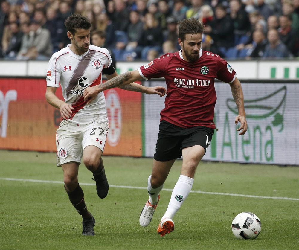 St Pauli Spiele