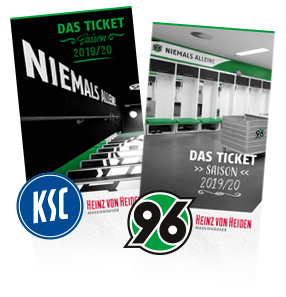 Hannover Stuttgart Tickets