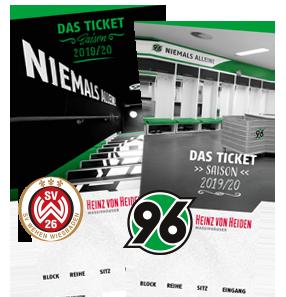 Ticket Nach Hannover