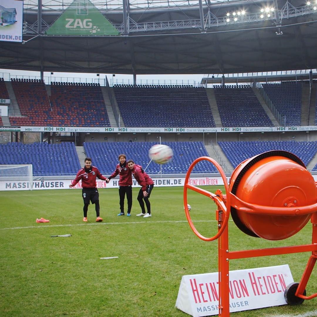 Sponsoren Hannover 96