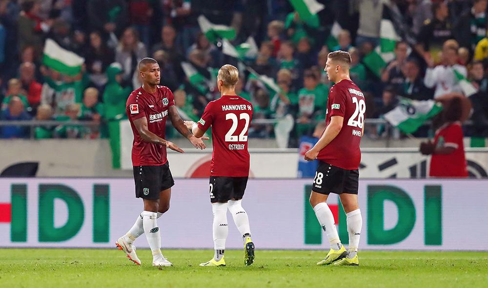 Hannover 96 Vorverkauf